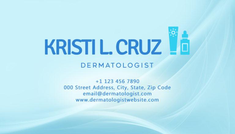 Dermatologist Back 1