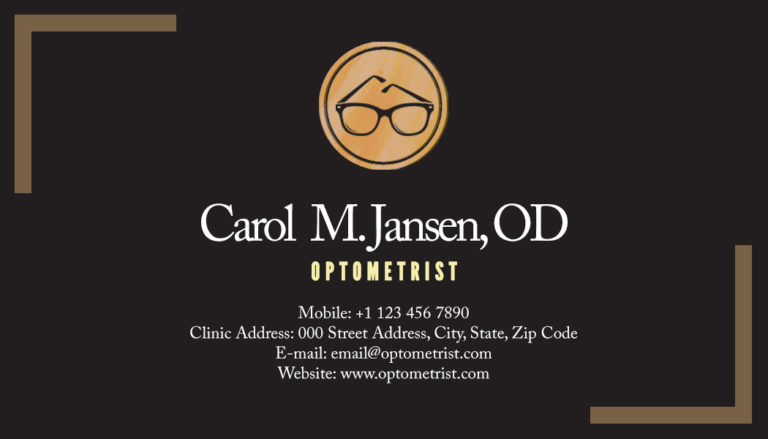 Optometrist Back 1