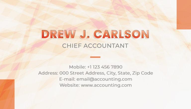 Accounting Back 1