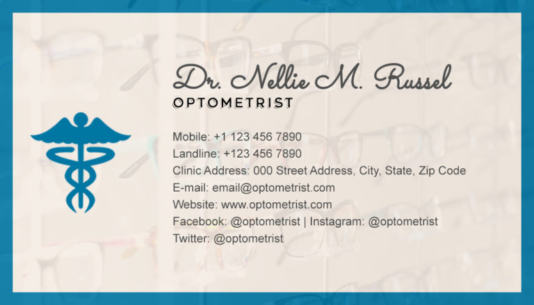 Optometrist Back 6