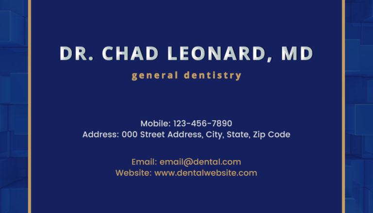 Dentistry Back 7