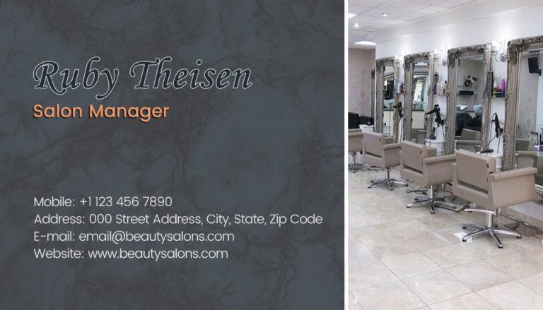 Beauty Salon Back 8