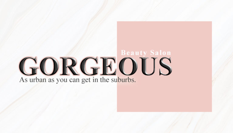 Beauty Salon Front 1